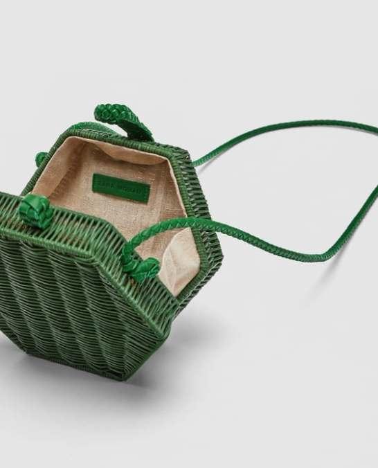 Crossbody bag - ZARA