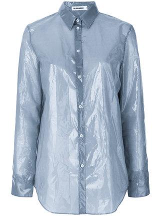 Plastic Shirt - Jil Sander