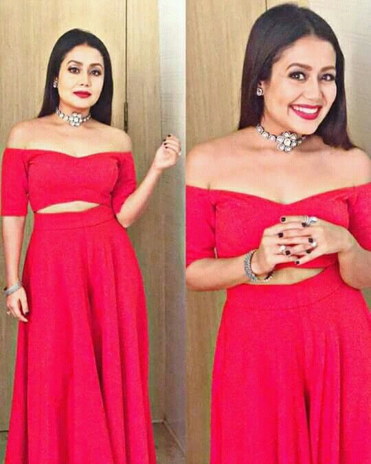 Neha Kakkar The Style Icon You Need To Add In Your Style Diary Swankyarians
